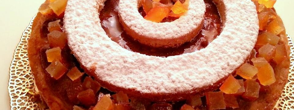 Torta all'arancia (I. Massari)