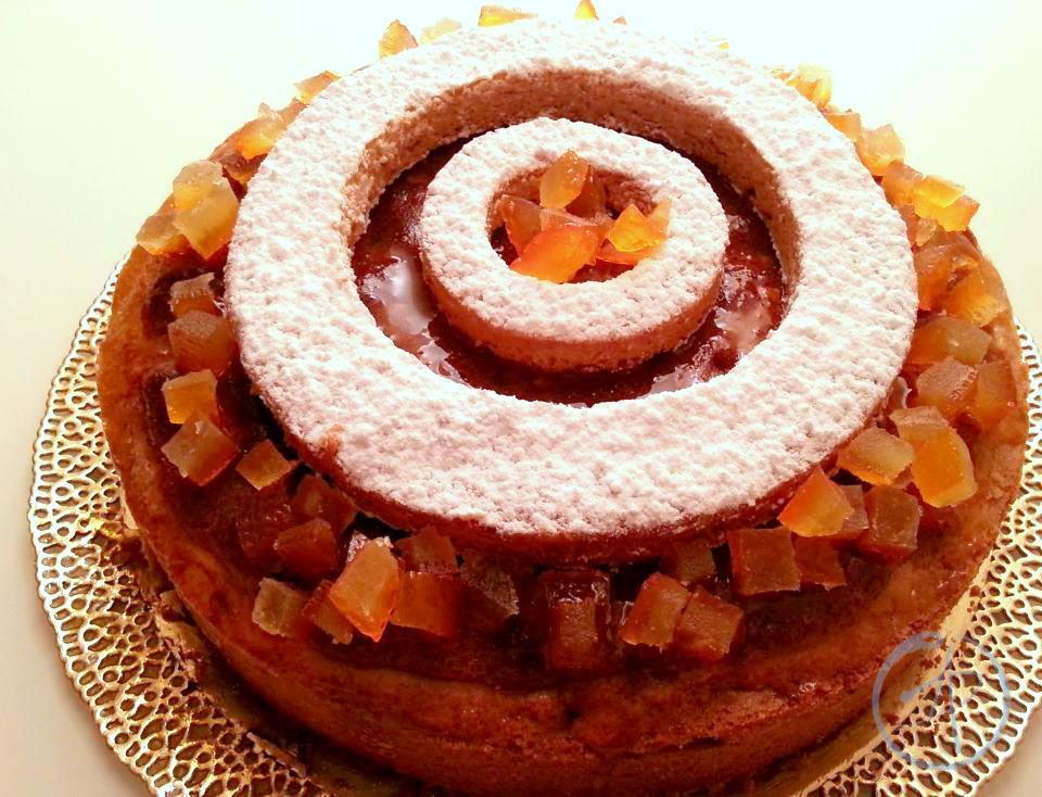 Torta al limone (Iginio Massari) Torta all'arancia (I. Massari ...