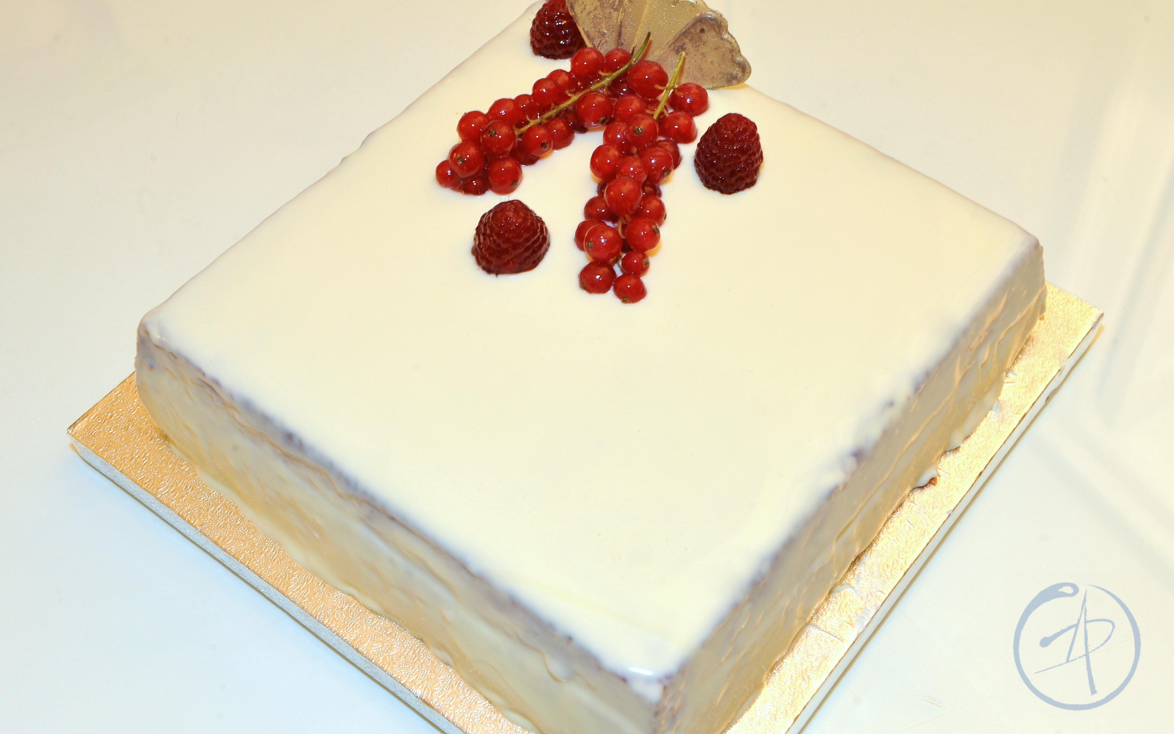 Sacher bianca e knam ricette ernst knam dolcealessandro - Specchi da decorare ...
