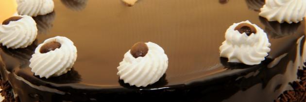 Torta arabica e cioccolato (A. Principe)