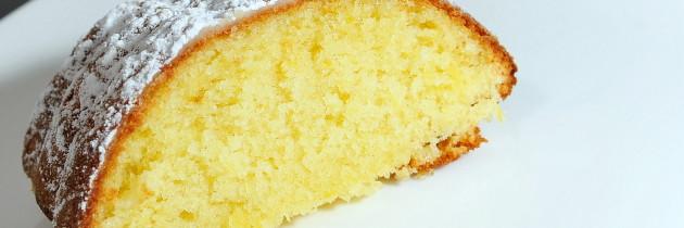 Plum cake allo yogurt (O. Busi)