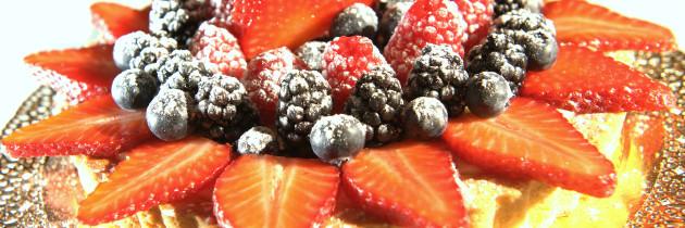 Crostata ai frutti di bosco (D. Comaschi)