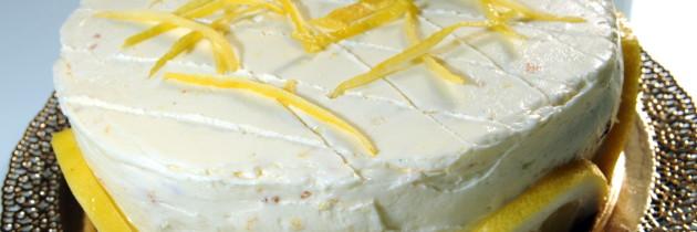Torta al limone (Iginio Massari)