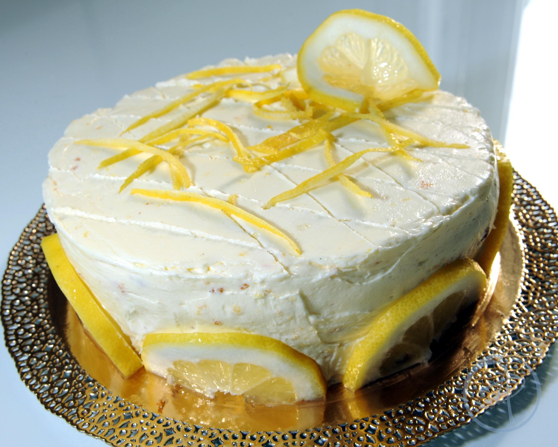 Torta Al Limone Iginio Massari Dolcealessandro