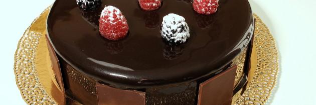 Crema mousse al cioccolato (Iginio Massari)