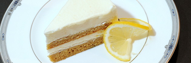 Mousse al limone (Dolcemente con G. Fabbri)