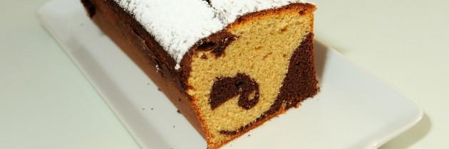 Cake marmorizzato (L. Di Carlo)