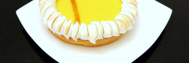 Tarte au citron (P. Hermé)