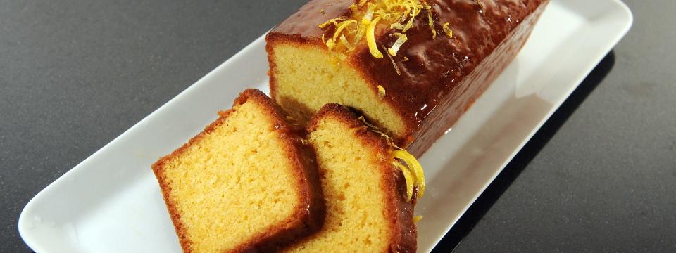 Cake au citron (Pascal Caffet et Mathieu Blandin)
