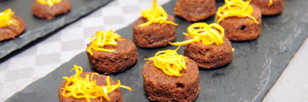 Cake all'arancia  (F. Elmi)*
