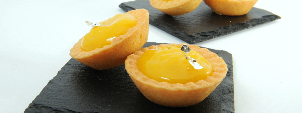 Tartellette al limone (O. Busi)