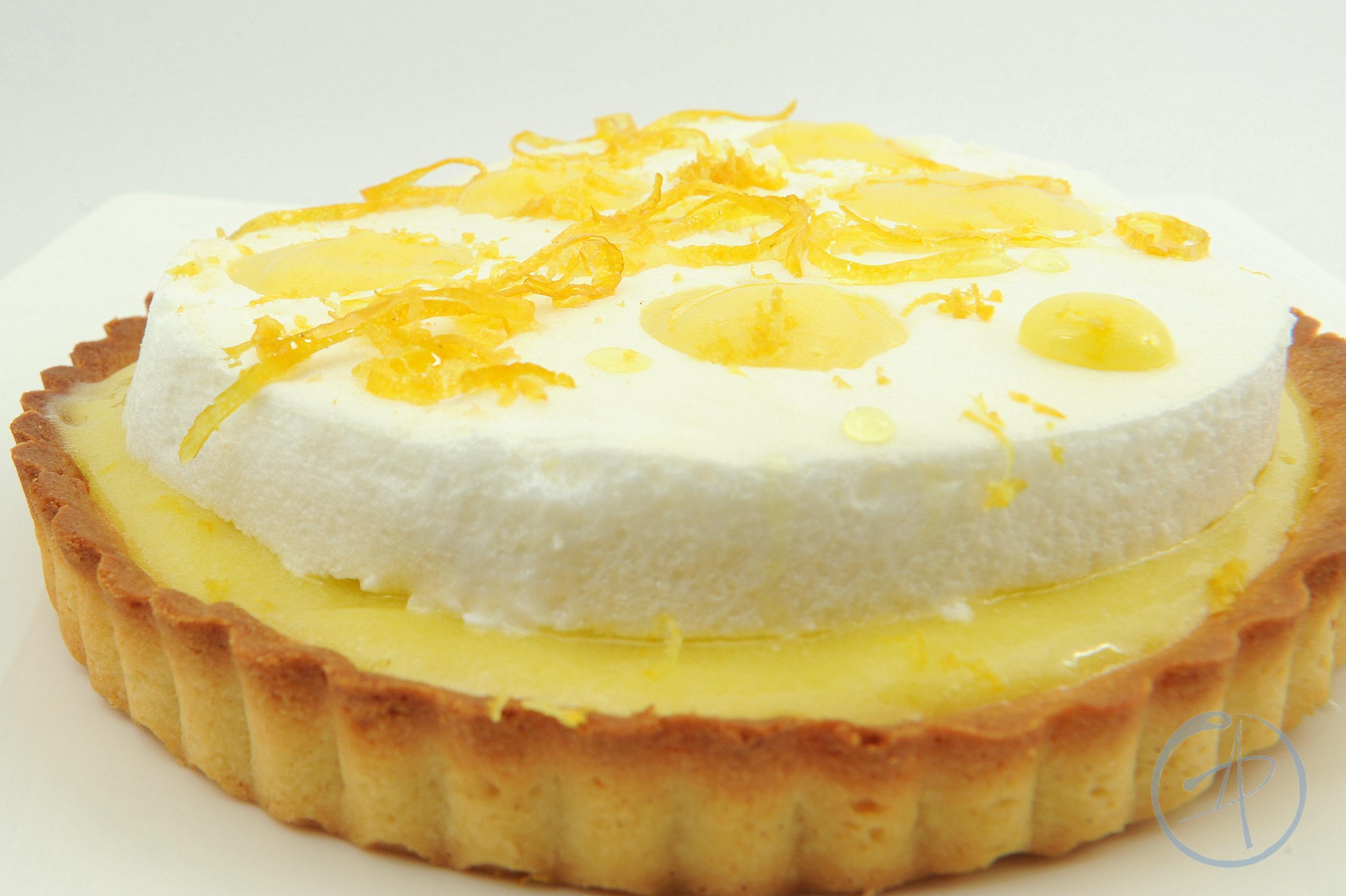 tarte au citrone F Perret