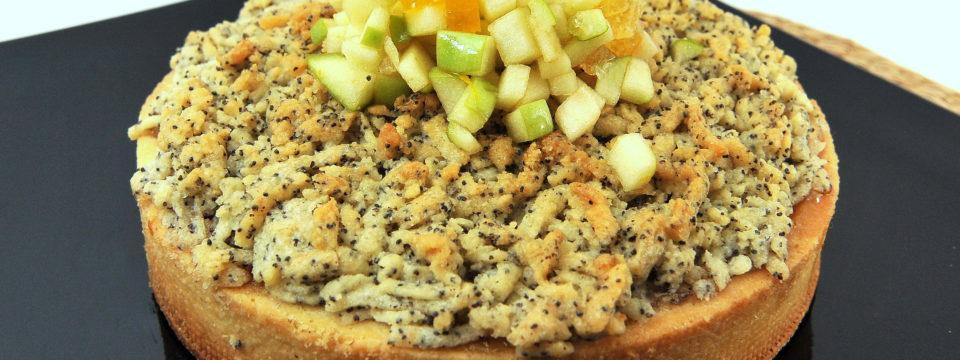 Crostata di mele (D.Dianin)