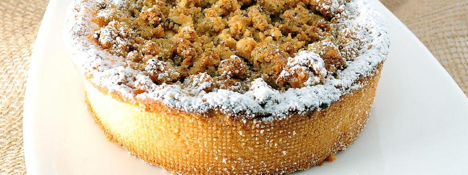 Crostata di confettura senza glutine (D. Crosara)
