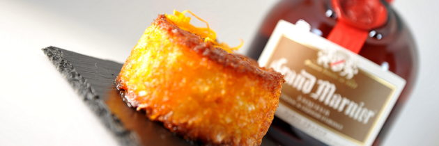Greek orange cake (Po Dodo)