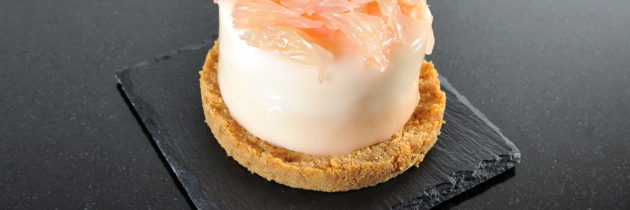 Cheesecake Pomelo (F. Perret)